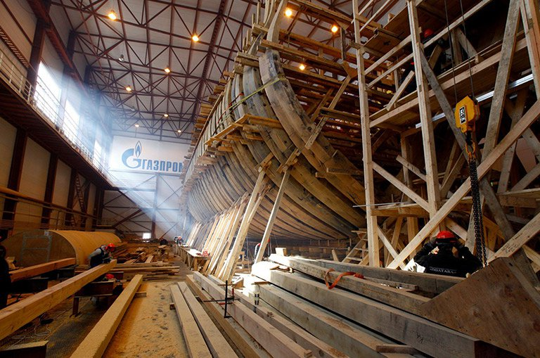 "The new member of the ""Night of Museums"": Historic Shipyard ""Poltava"""