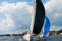 "Regatta ""Sails of White Nights. Cup of Congresses Palace """