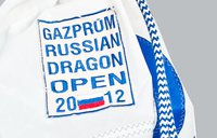 "GIFT Duffle bag FOR PARTICIPANTS OF THE CHAMPIONSHIP of Russia in the class ""DRAGON"""