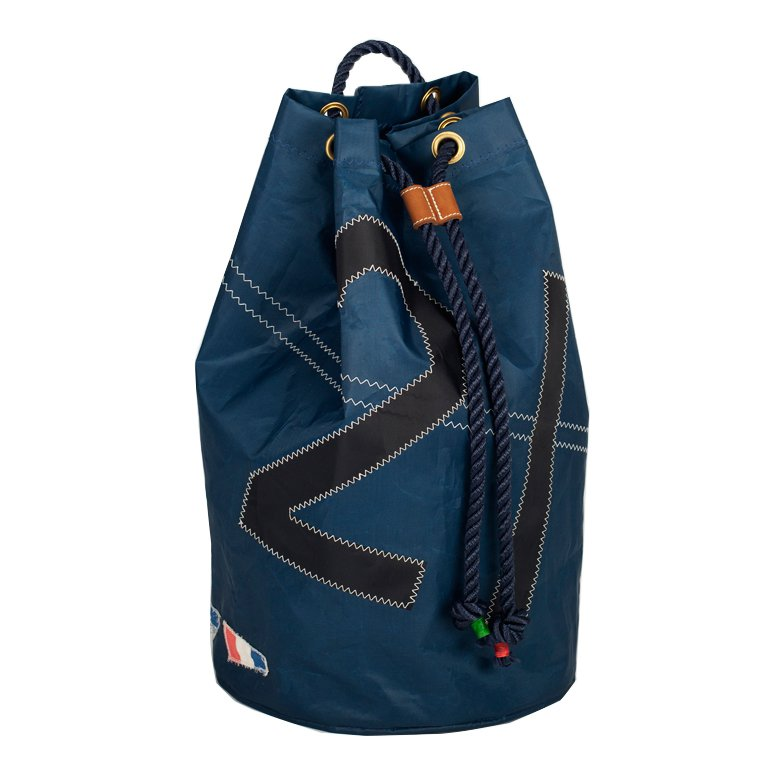 "Duffle-bag ""Marseille"" blue"